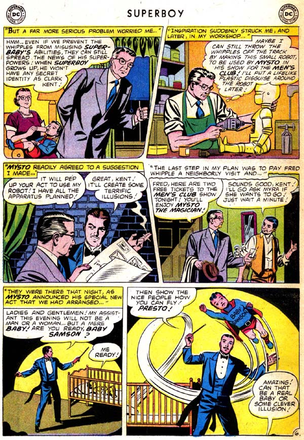 Superboy (1949) issue 71 - Page 25