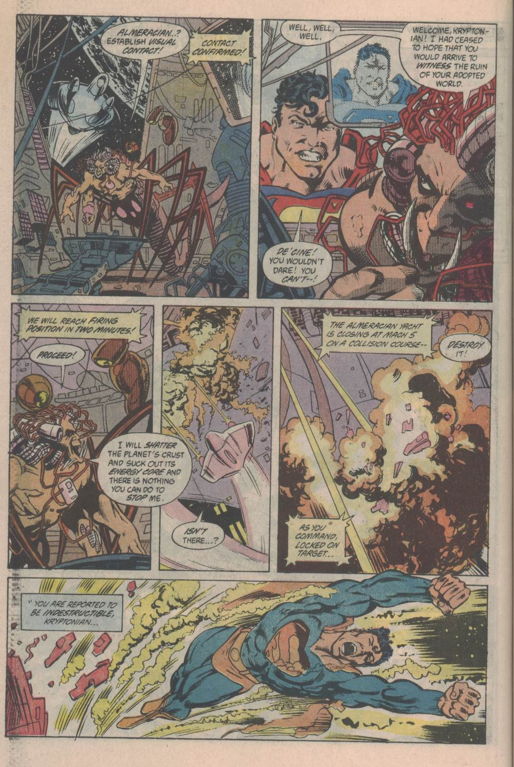Adventures of Superman (1987) issue _Annual_3 - Page 46