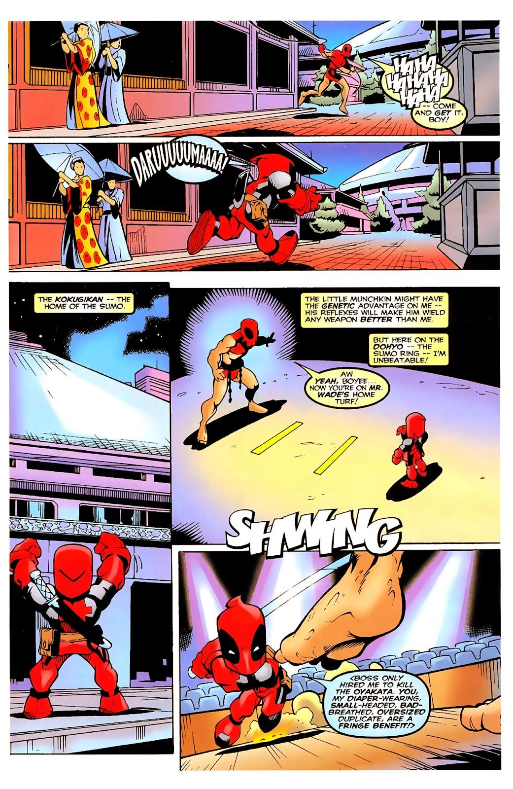 Read online Deadpool (2008) comic -  Issue #900 - 103