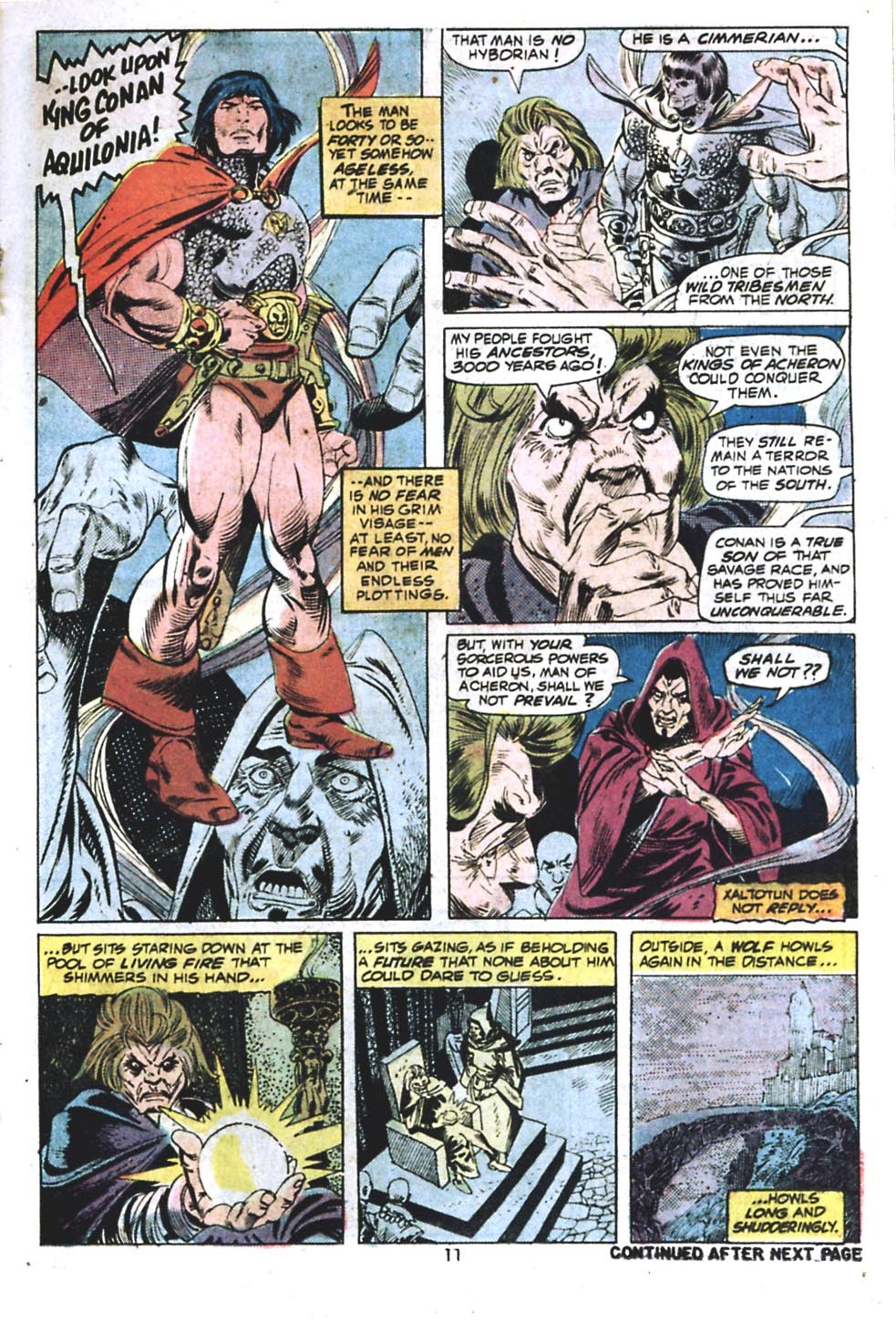 Giant-Size Conan issue 1 - Page 10