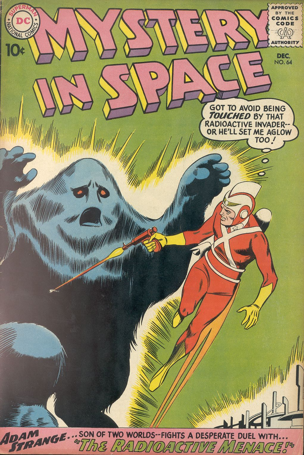 Mystery in Space (1951) issue 64 - Page 1