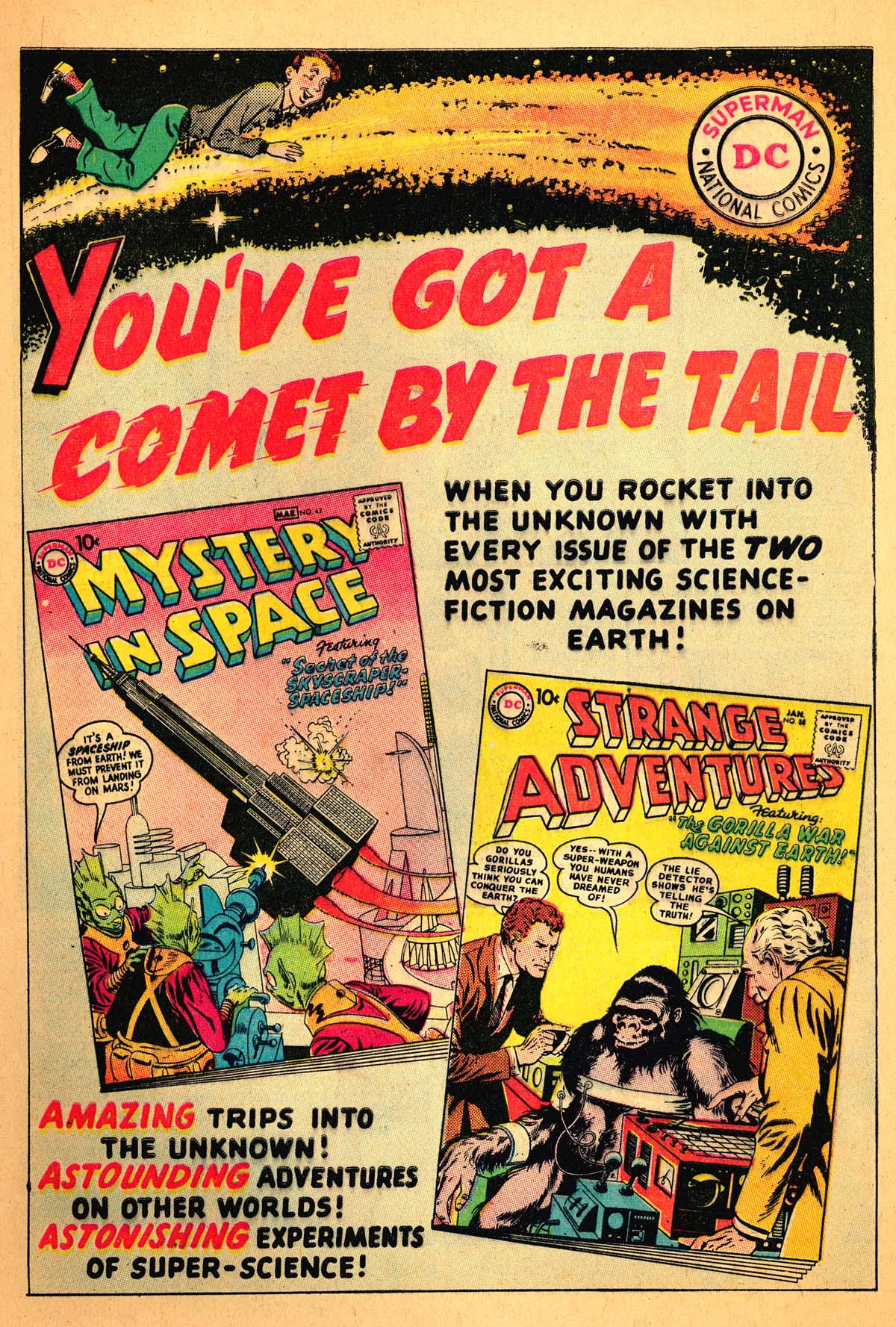 Read online All-Star Western (1951) comic -  Issue #99 - 9