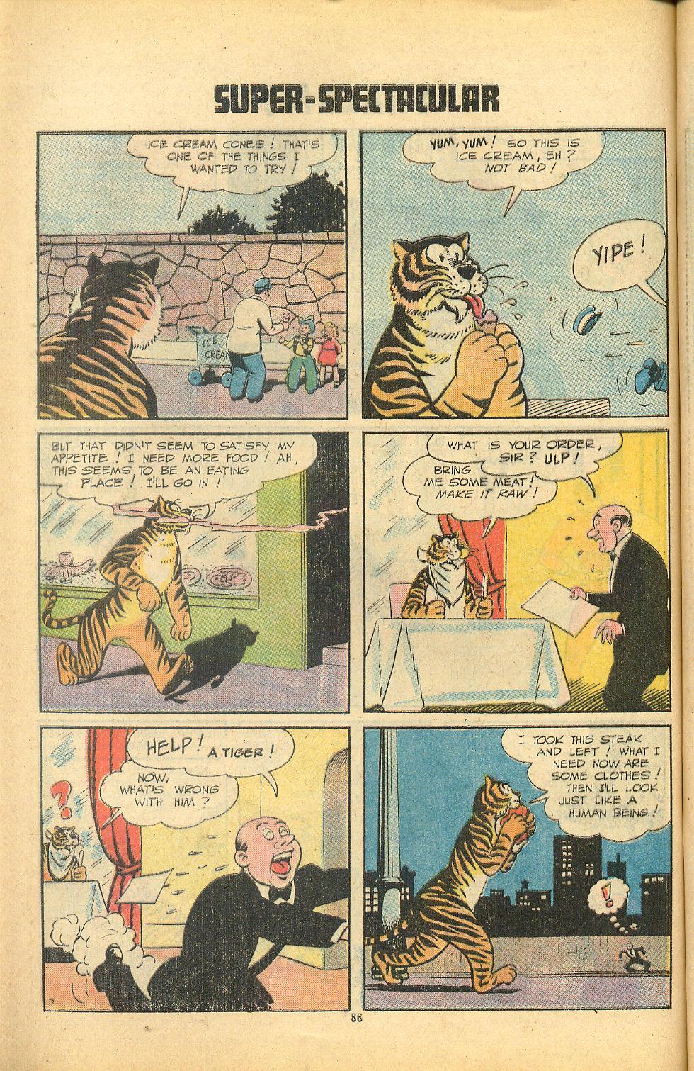 Read online Shazam! (1973) comic -  Issue #8 - 86