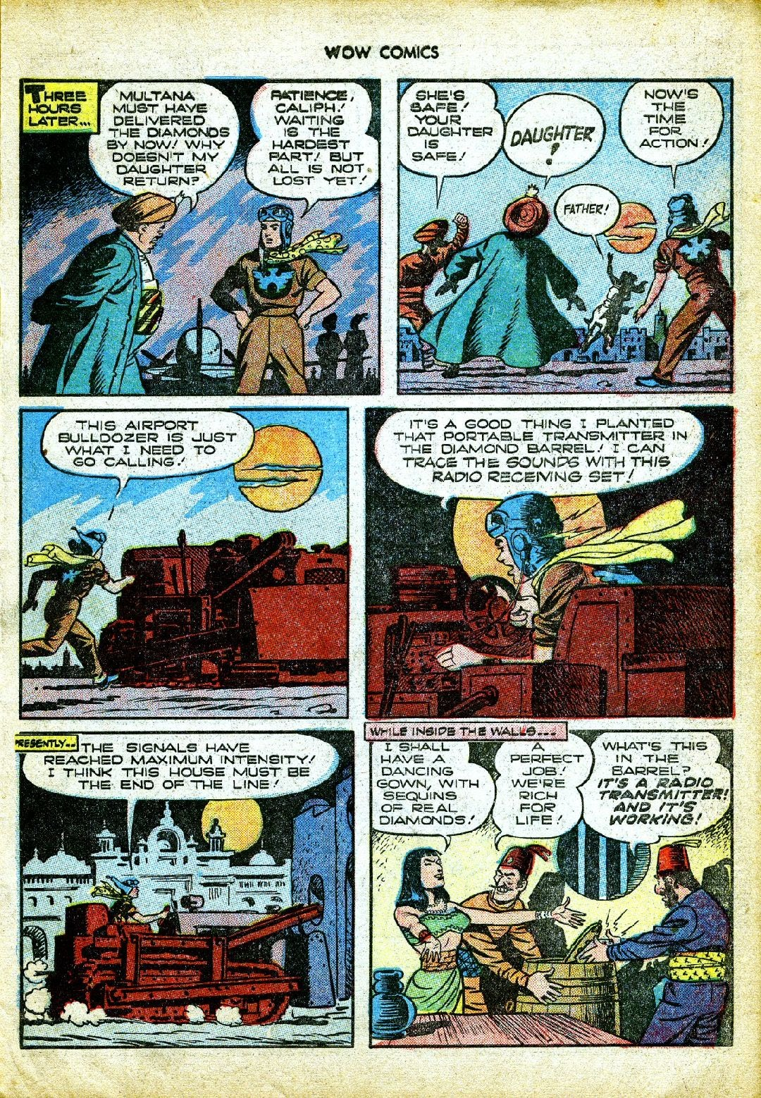 Wow Comics issue 57 - Page 19