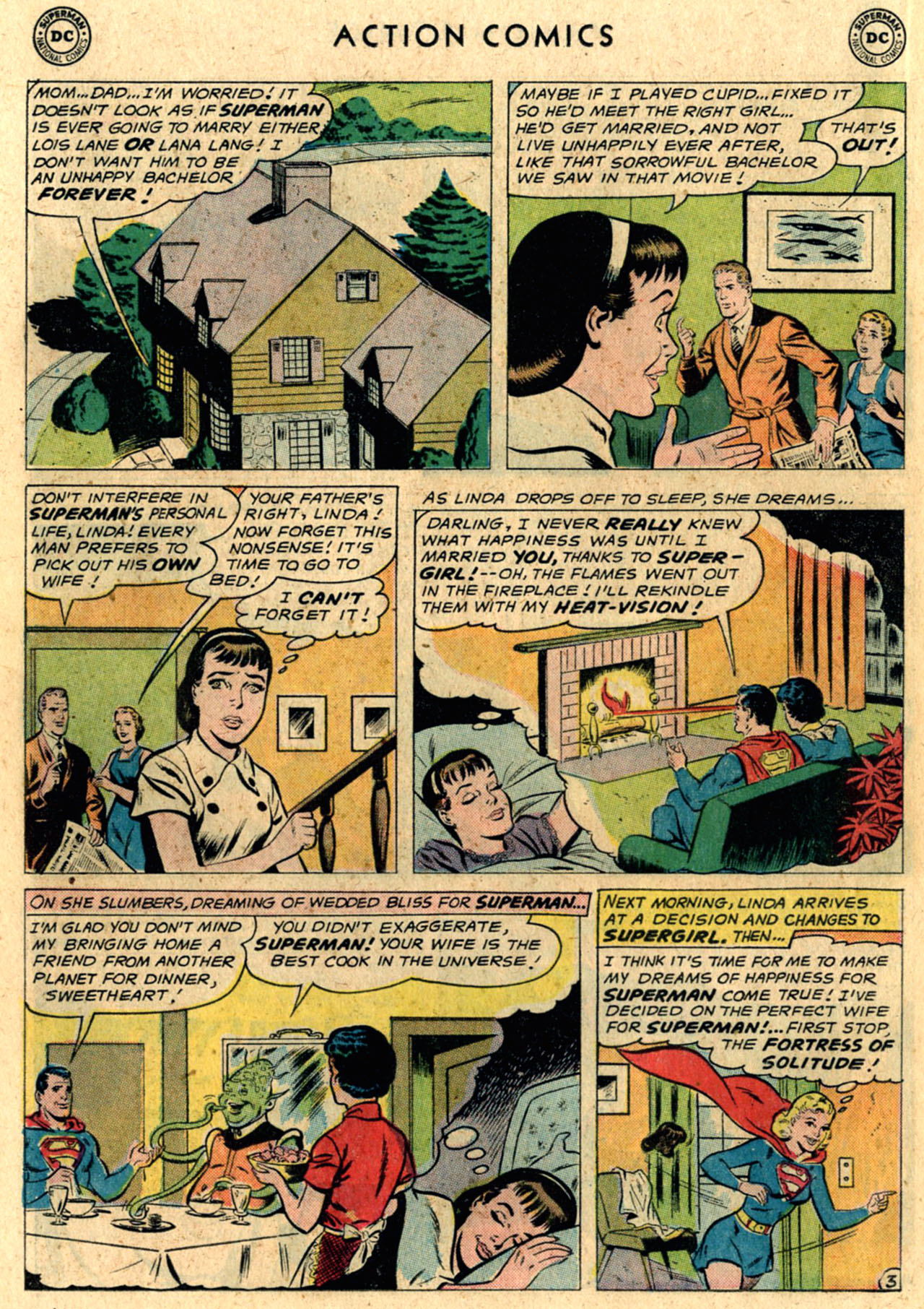 Read online Action Comics (1938) comic -  Issue #289 - 22