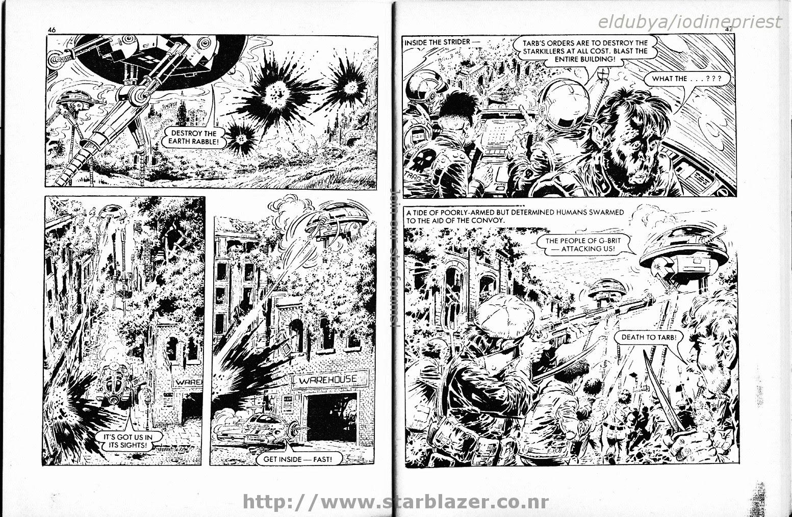 Starblazer issue 155 - Page 25
