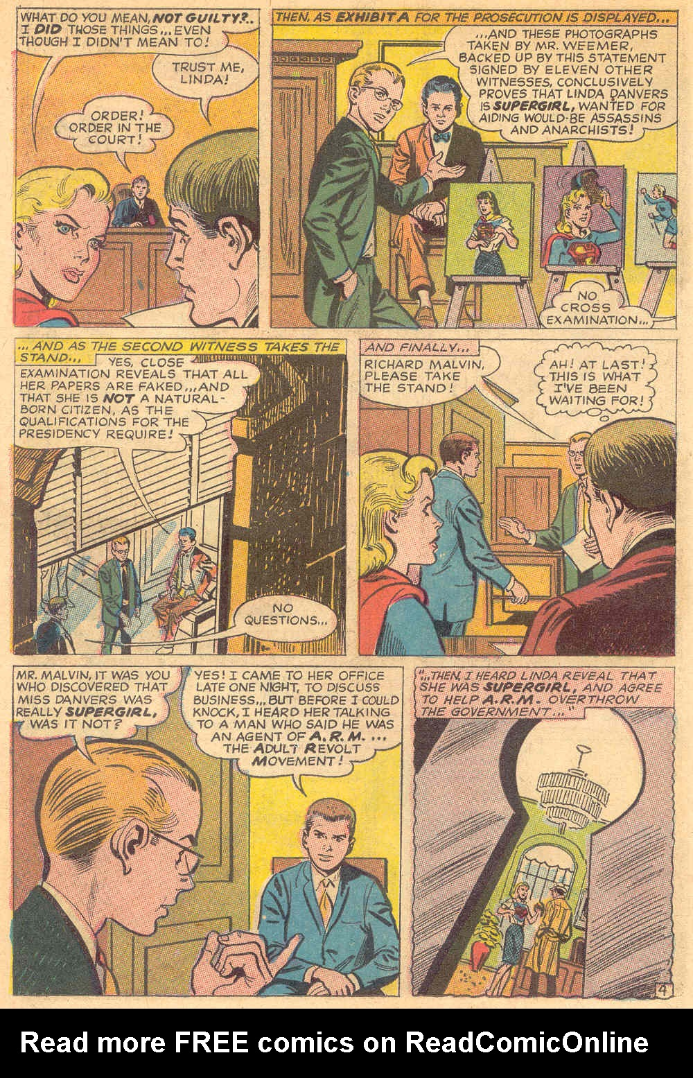 Read online Action Comics (1938) comic -  Issue #345 - 22
