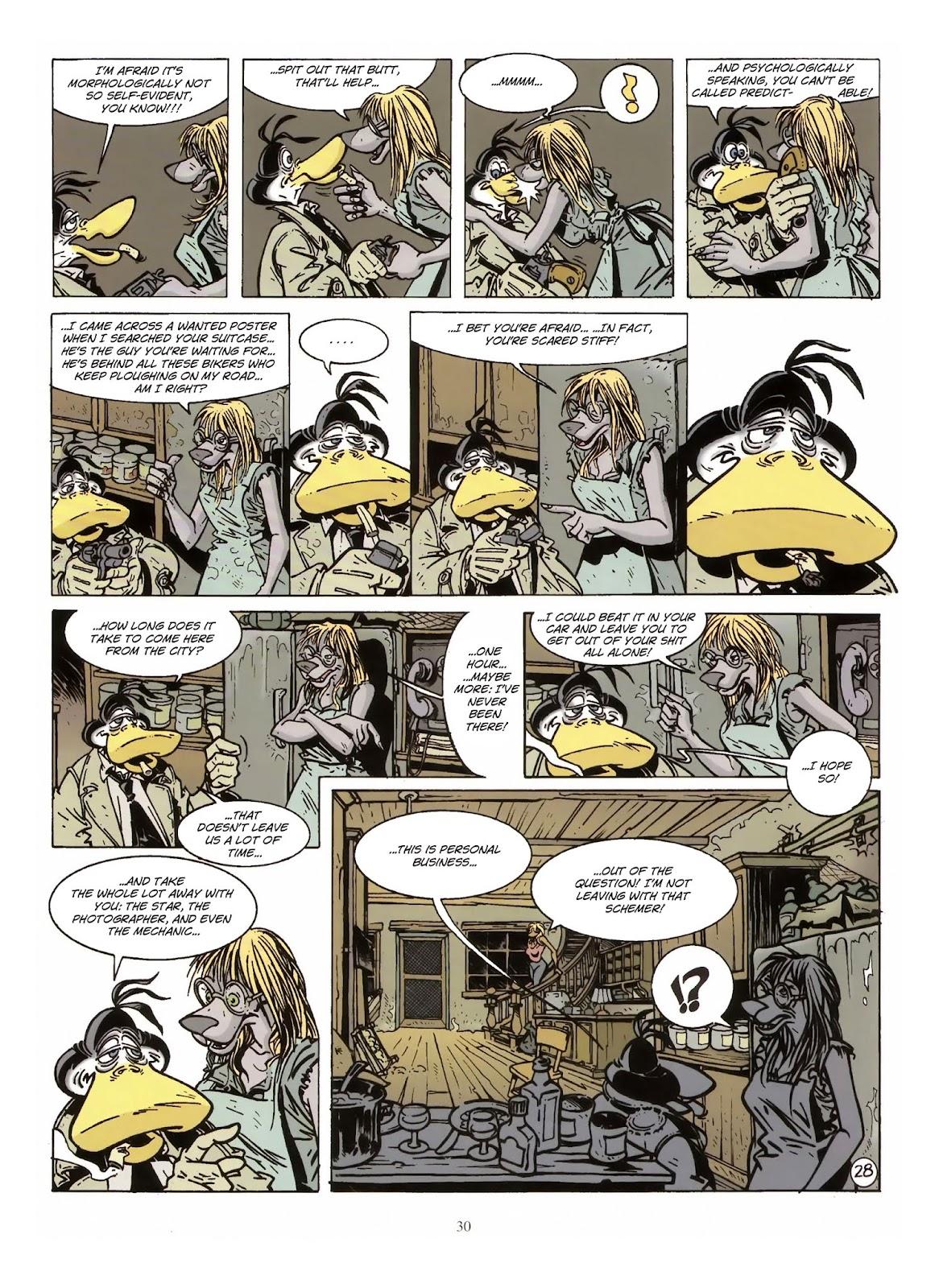 Une enquête de l'inspecteur Canardo issue 10 - Page 31