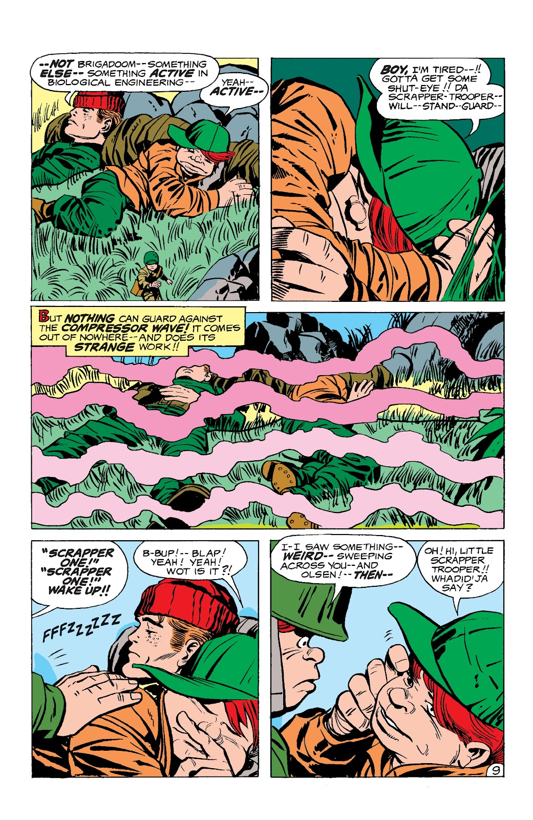 Read online Superman's Pal, Jimmy Olsen by Jack Kirby comic -  Issue # TPB (Part 3) - 71