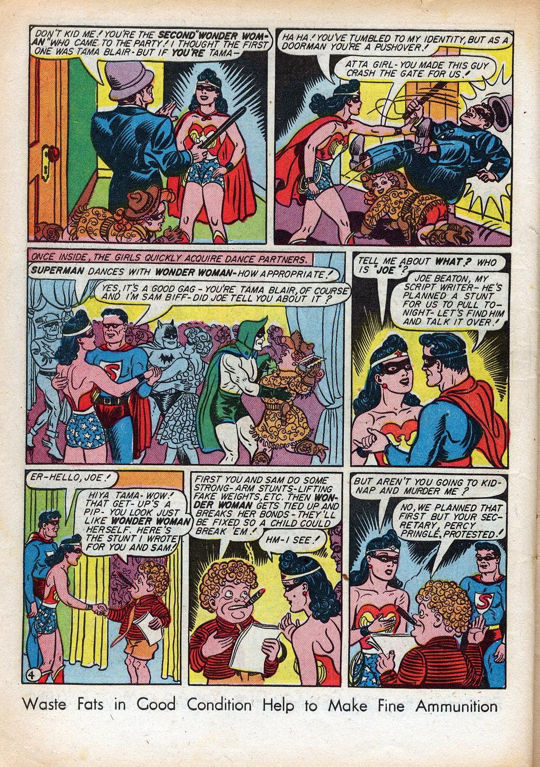 Read online Sensation (Mystery) Comics comic -  Issue #33 - 6