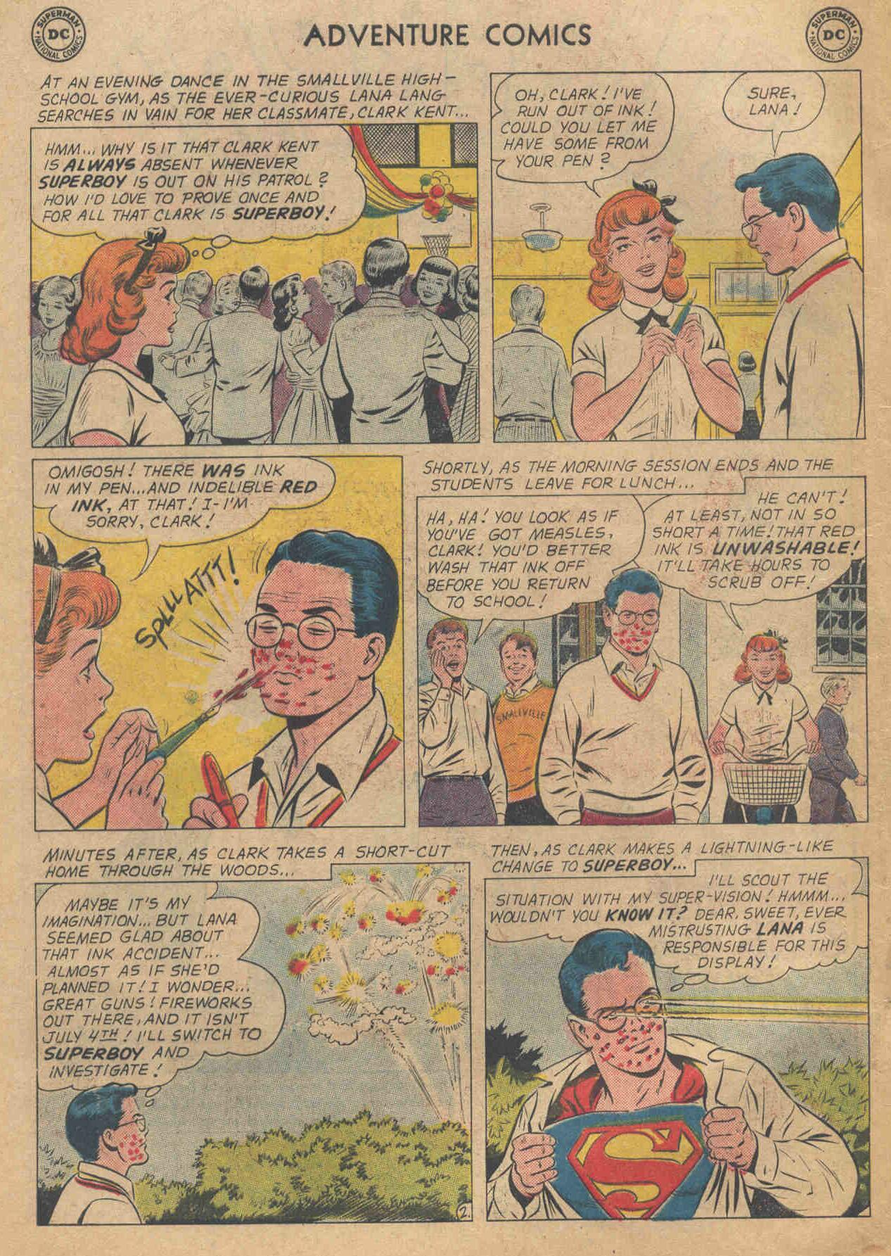 Read online Adventure Comics (1938) comic -  Issue #285 - 4