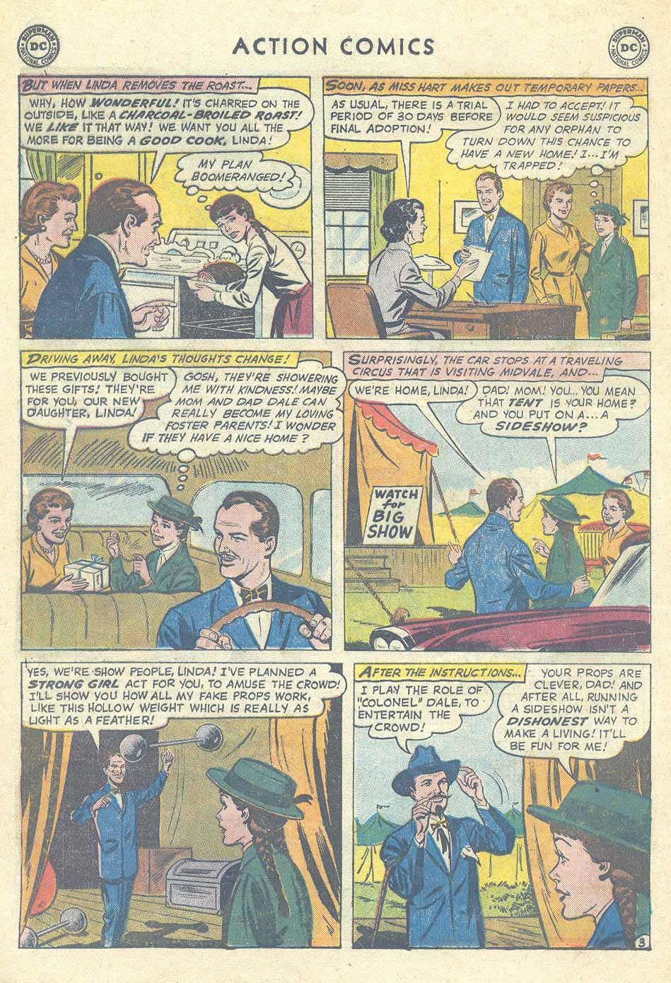 Action Comics (1938) 254 Page 27