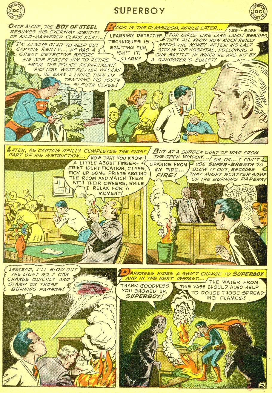 Superboy (1949) issue 41 - Page 13