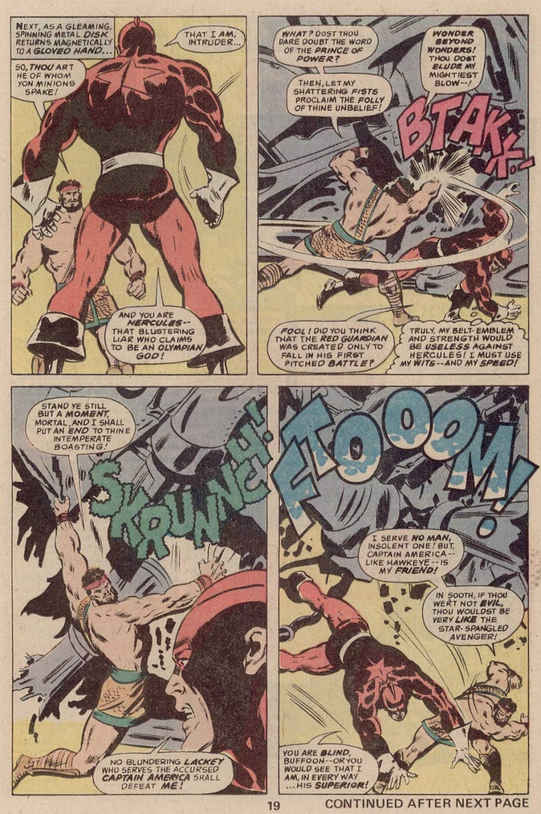 Marvel Triple Action (1972) issue 35 - Page 21