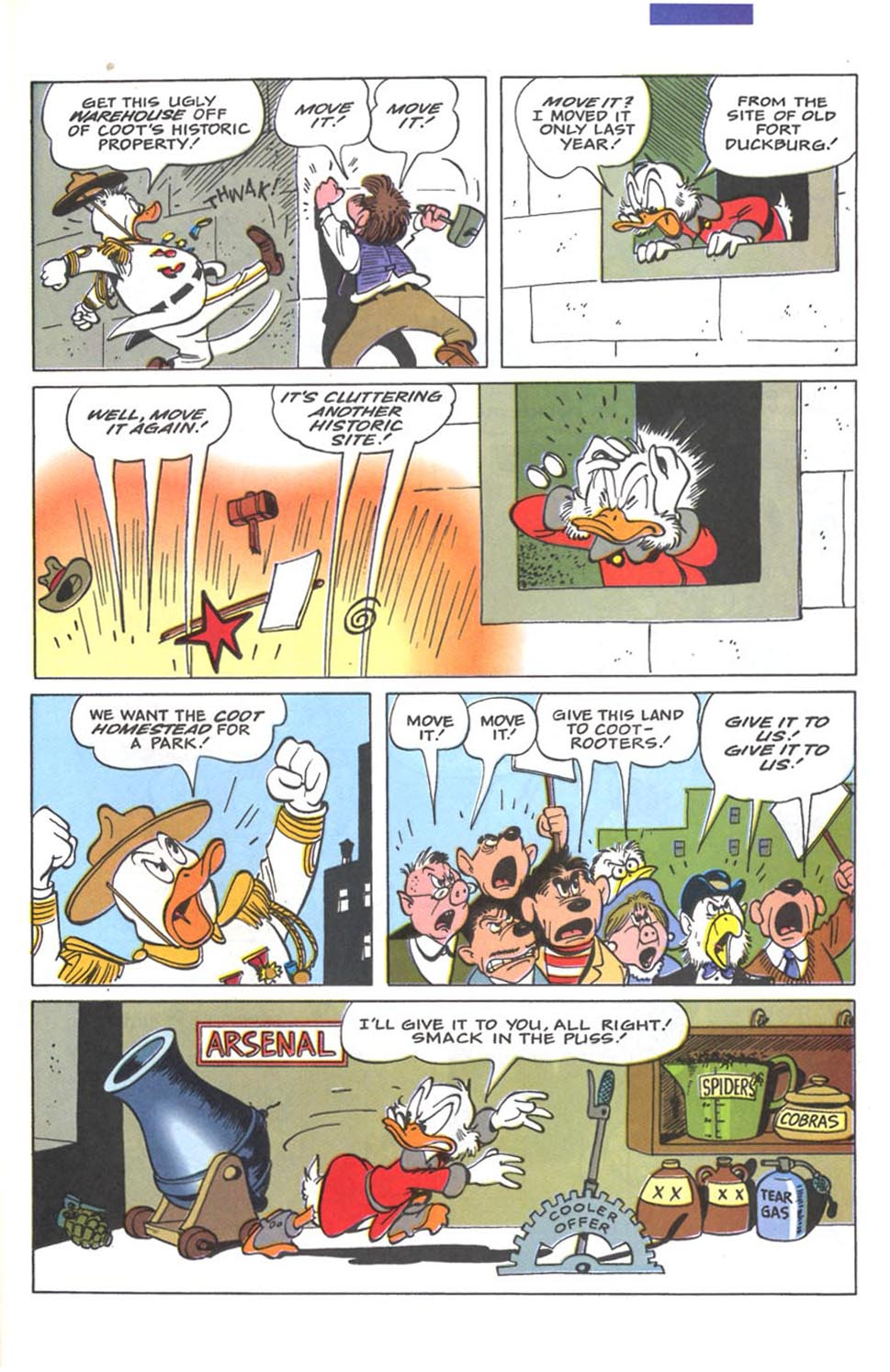 Read online Uncle Scrooge (1953) comic -  Issue #287 - 20