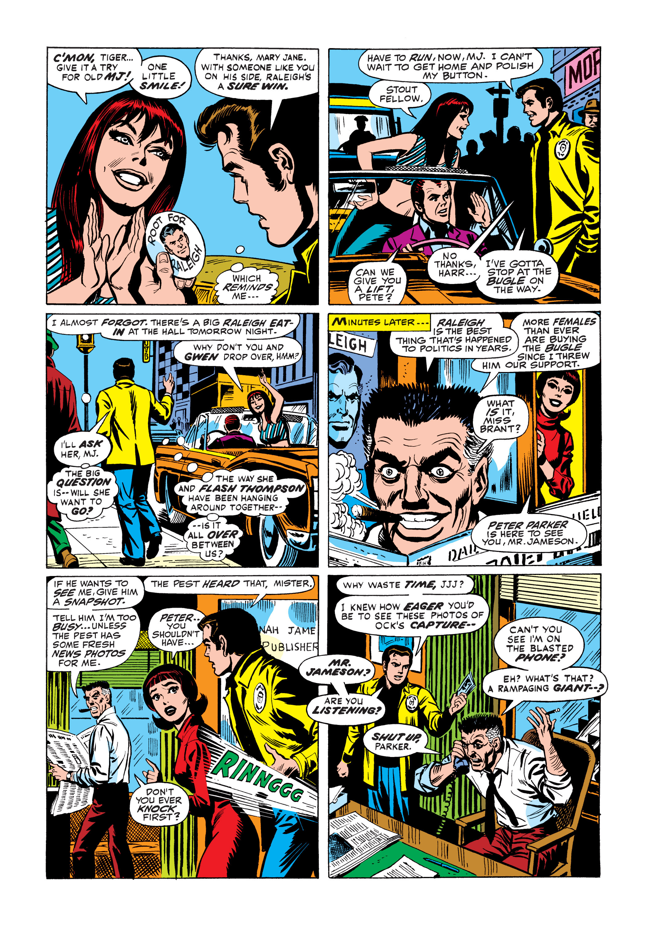The Amazing Spider-Man (1963) 116 Page 12