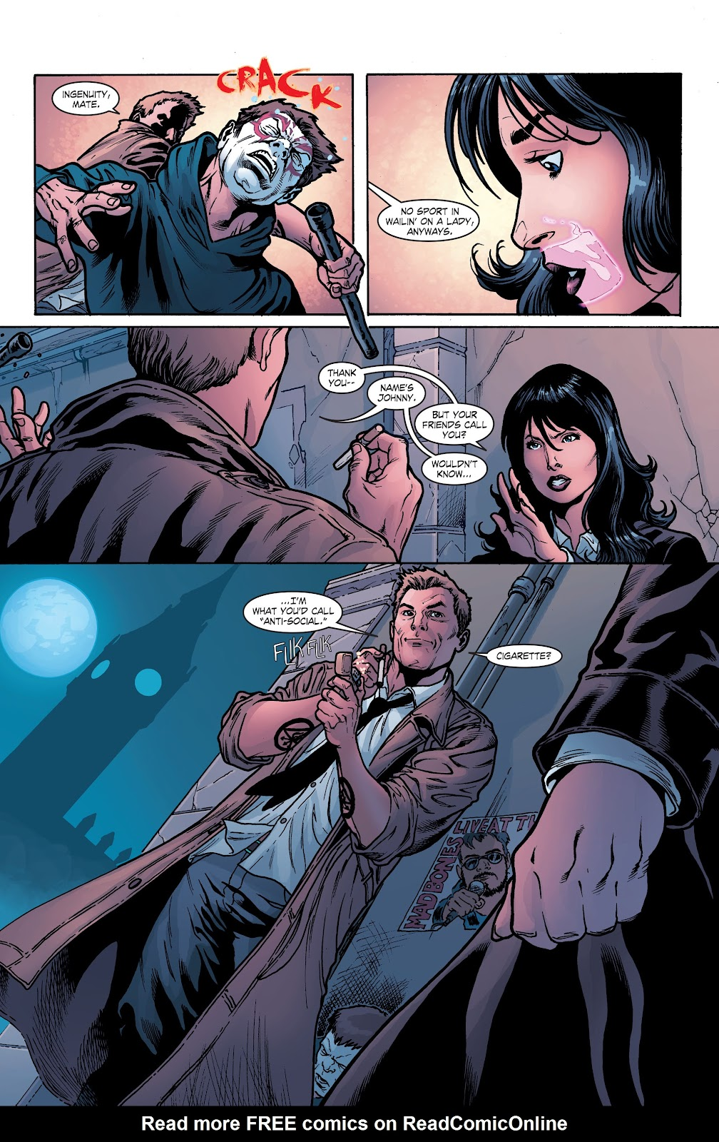 Read online Smallville Season 11 [II] comic -  Issue # TPB 8 - 16