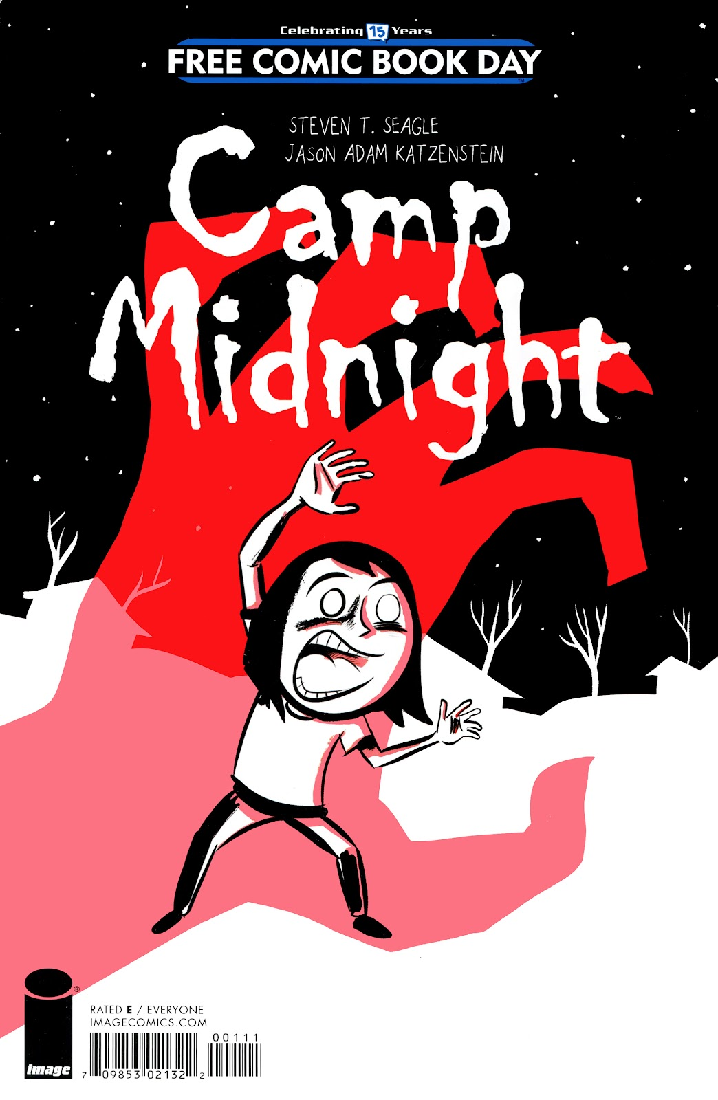 Camp Midnight Free Comic Book Day Special Full Page 1
