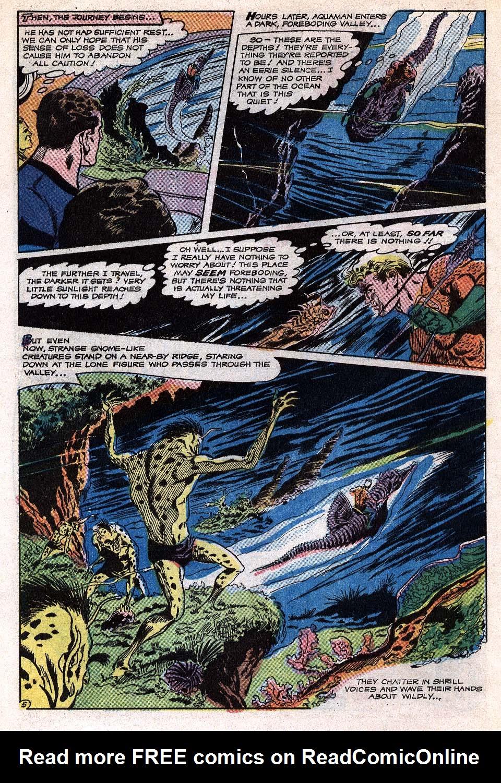 Read online Aquaman (1962) comic -  Issue #41 - 8