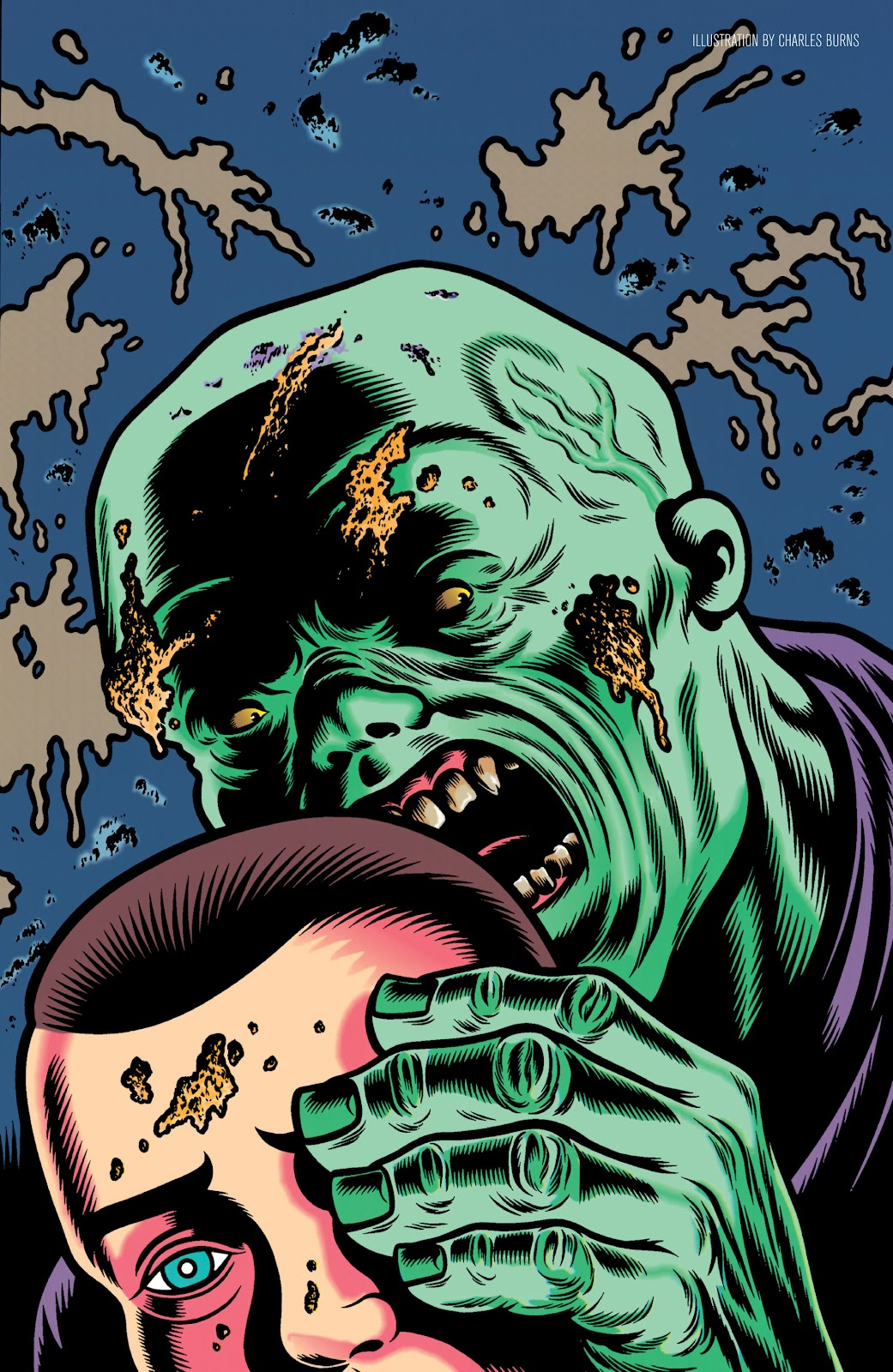 Read online Freaks' Amour comic -  Issue # TPB (Part 1) - 12
