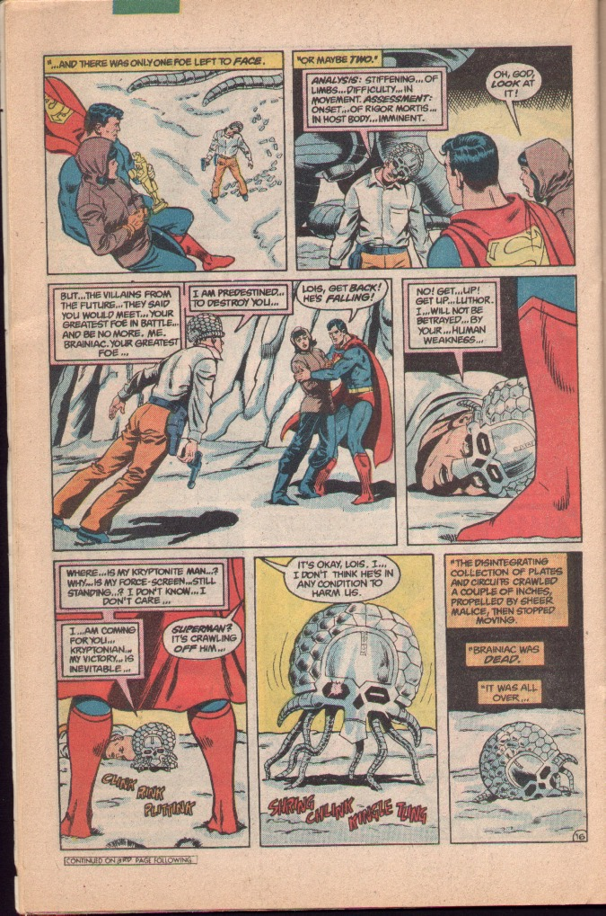 Read online Action Comics (1938) comic -  Issue #583 - 17