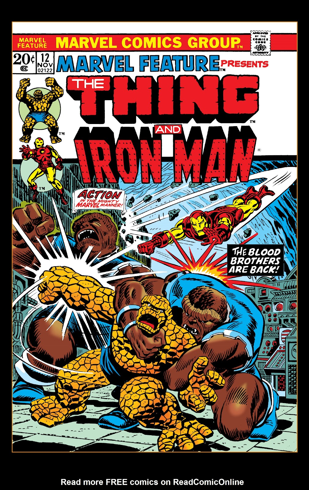 Read online Marvel Two-In-One Epic Collection: Cry Monster comic -  Issue # TPB (Part 1) - 25