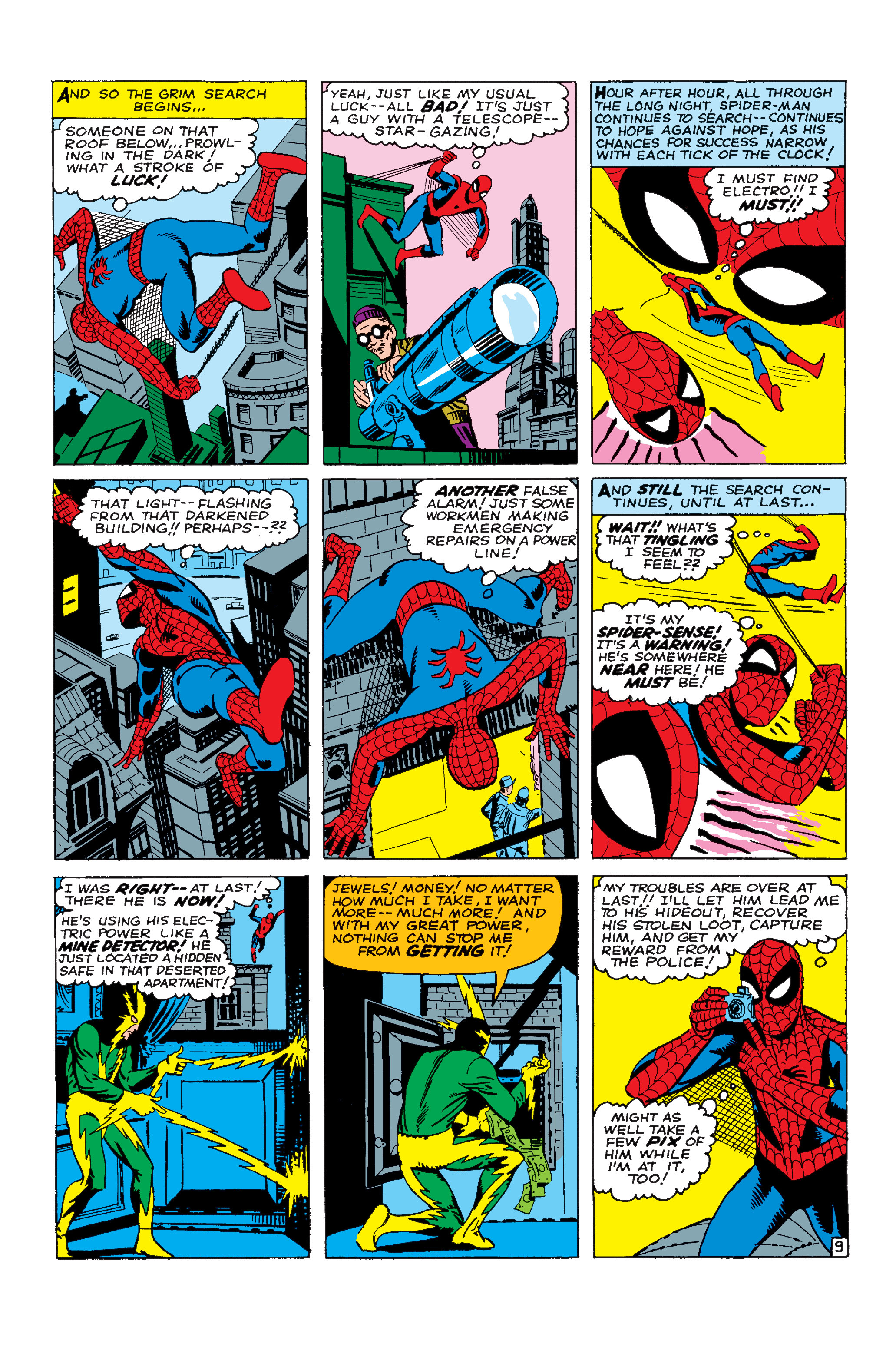 The Amazing Spider-Man (1963) 9 Page 9