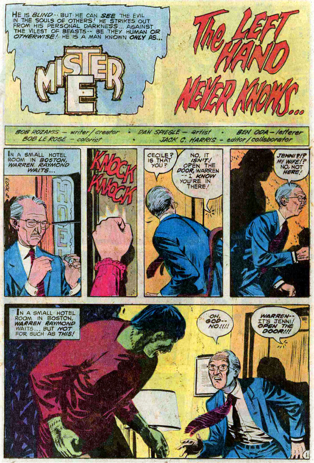 Read online Secrets of Haunted House comic -  Issue #34 - 25