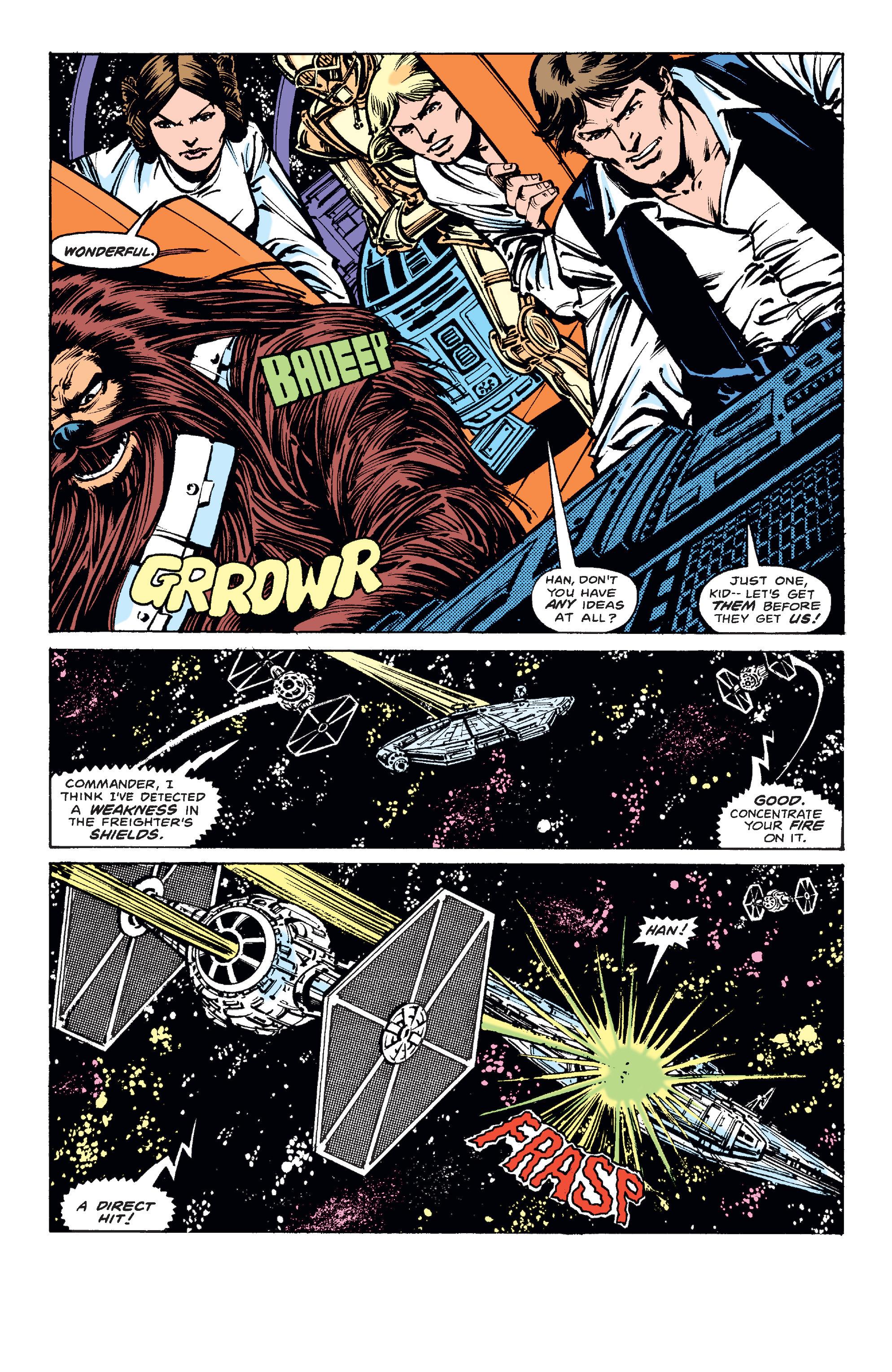 Read online Star Wars Omnibus comic -  Issue # Vol. 13 - 421