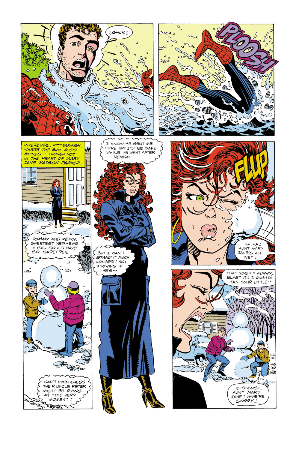The Amazing Spider-Man (1963) 347 Page 6