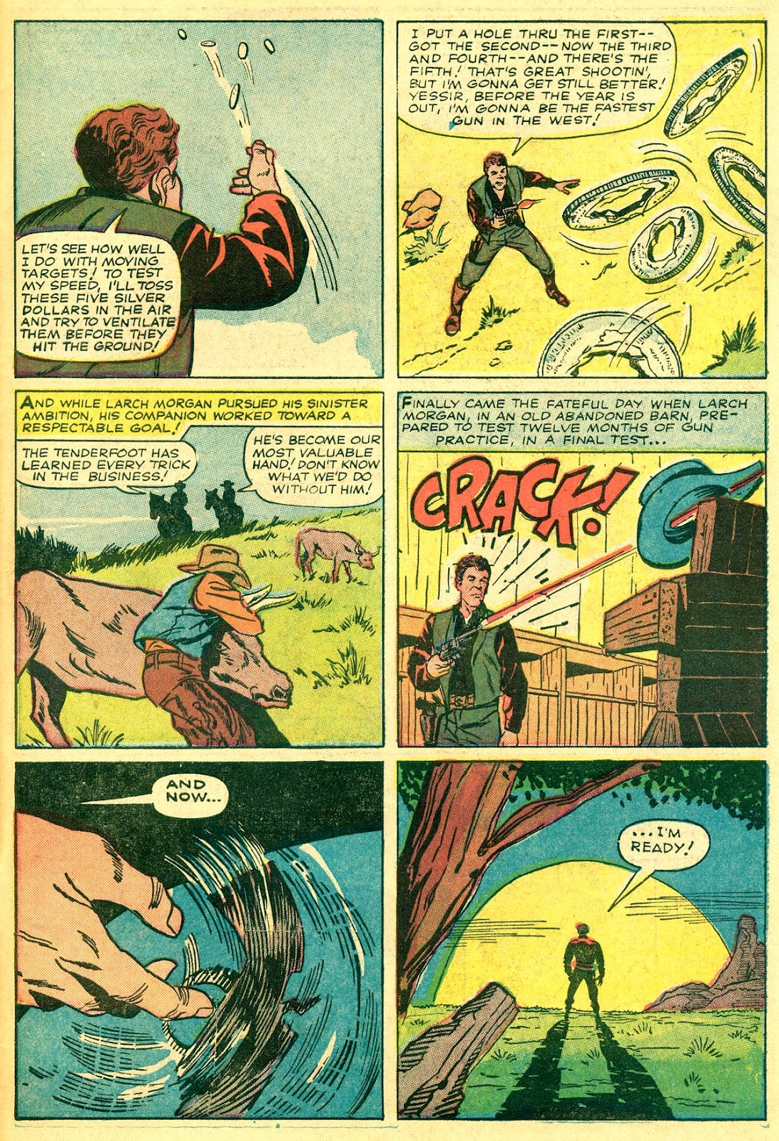 The Rawhide Kid (1955) issue 40 - Page 31