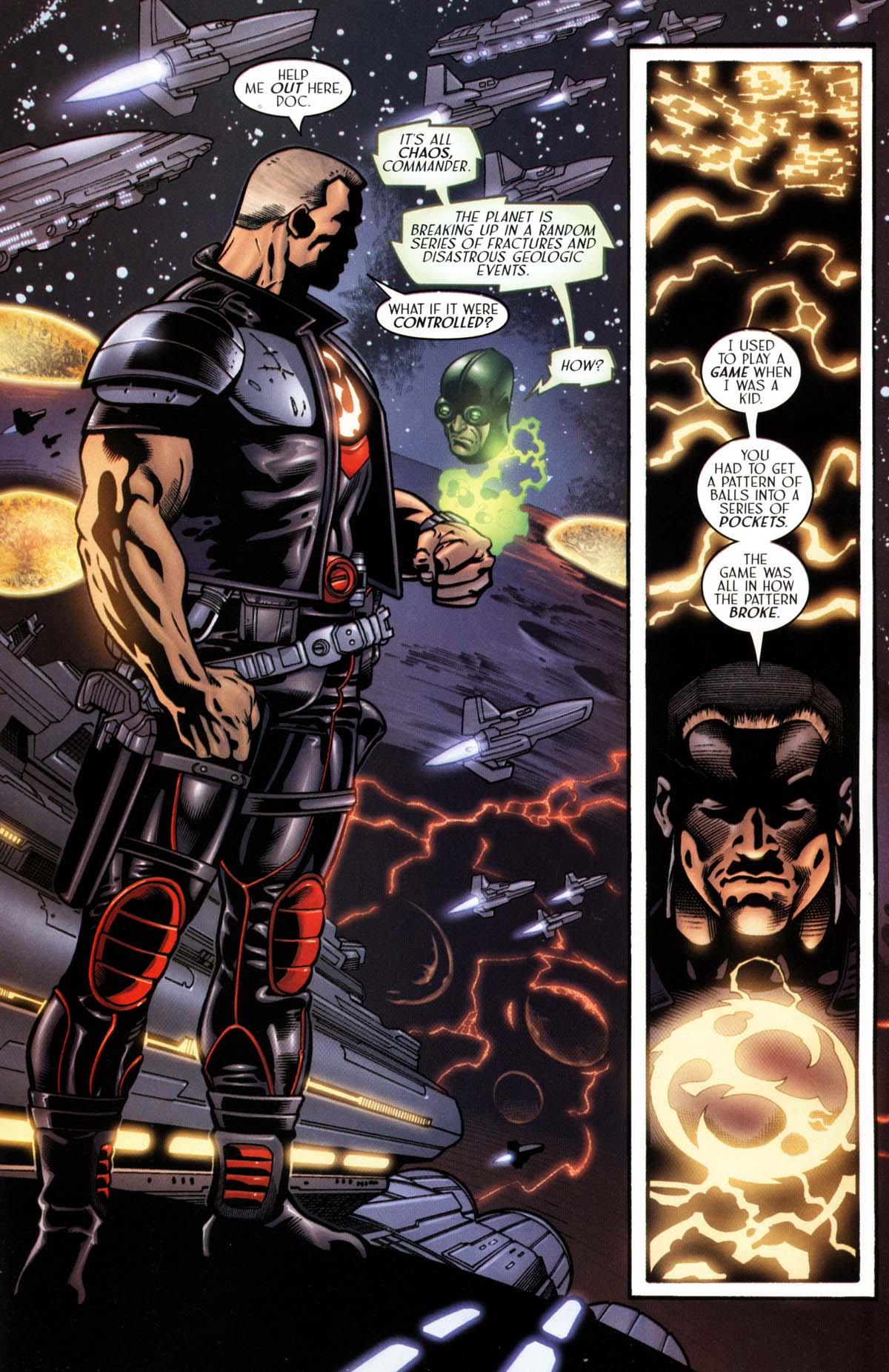 Read online Sigil (2000) comic -  Issue #26 - 27