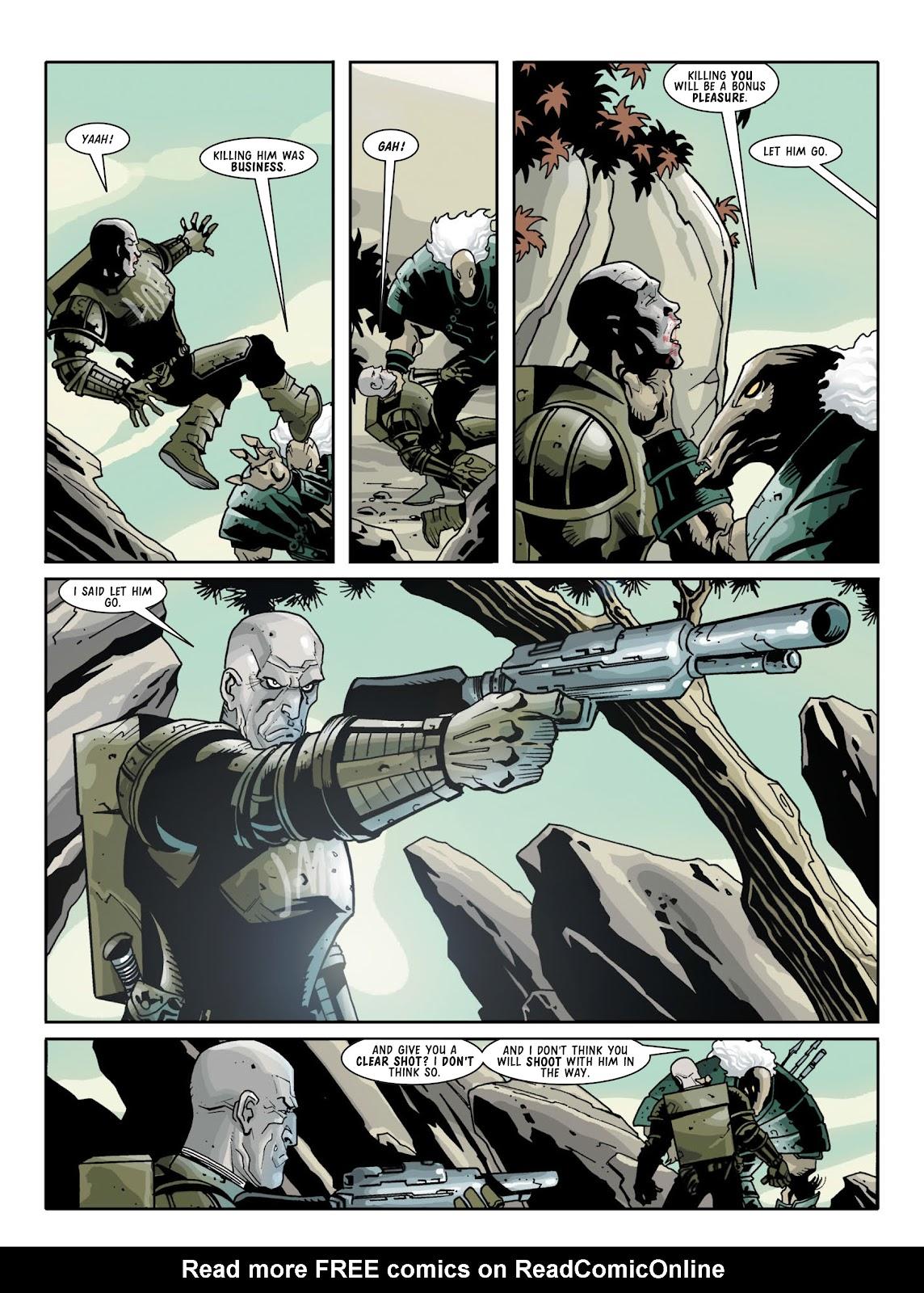 Judge Dredd Megazine (Vol. 5) Issue #381 #180 - English 119