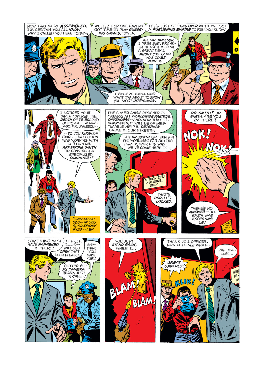 The Amazing Spider-Man (1963) 155 Page 2
