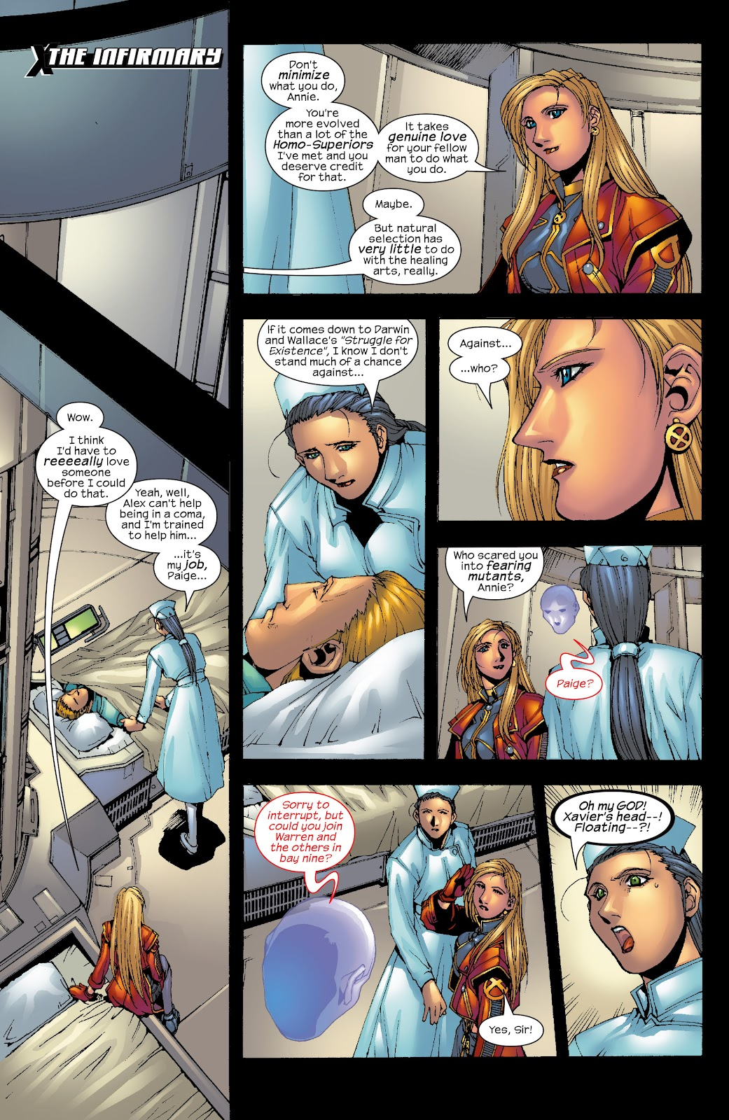 Read online X-Men: Unstoppable comic -  Issue # TPB (Part 3) - 9