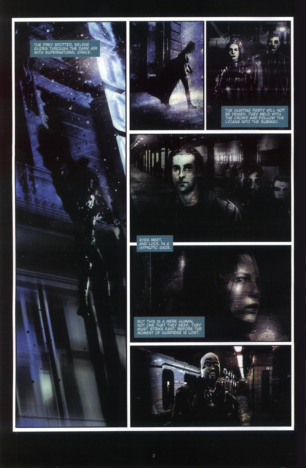 Read online Underworld (2003) comic -  Issue # Full - 4