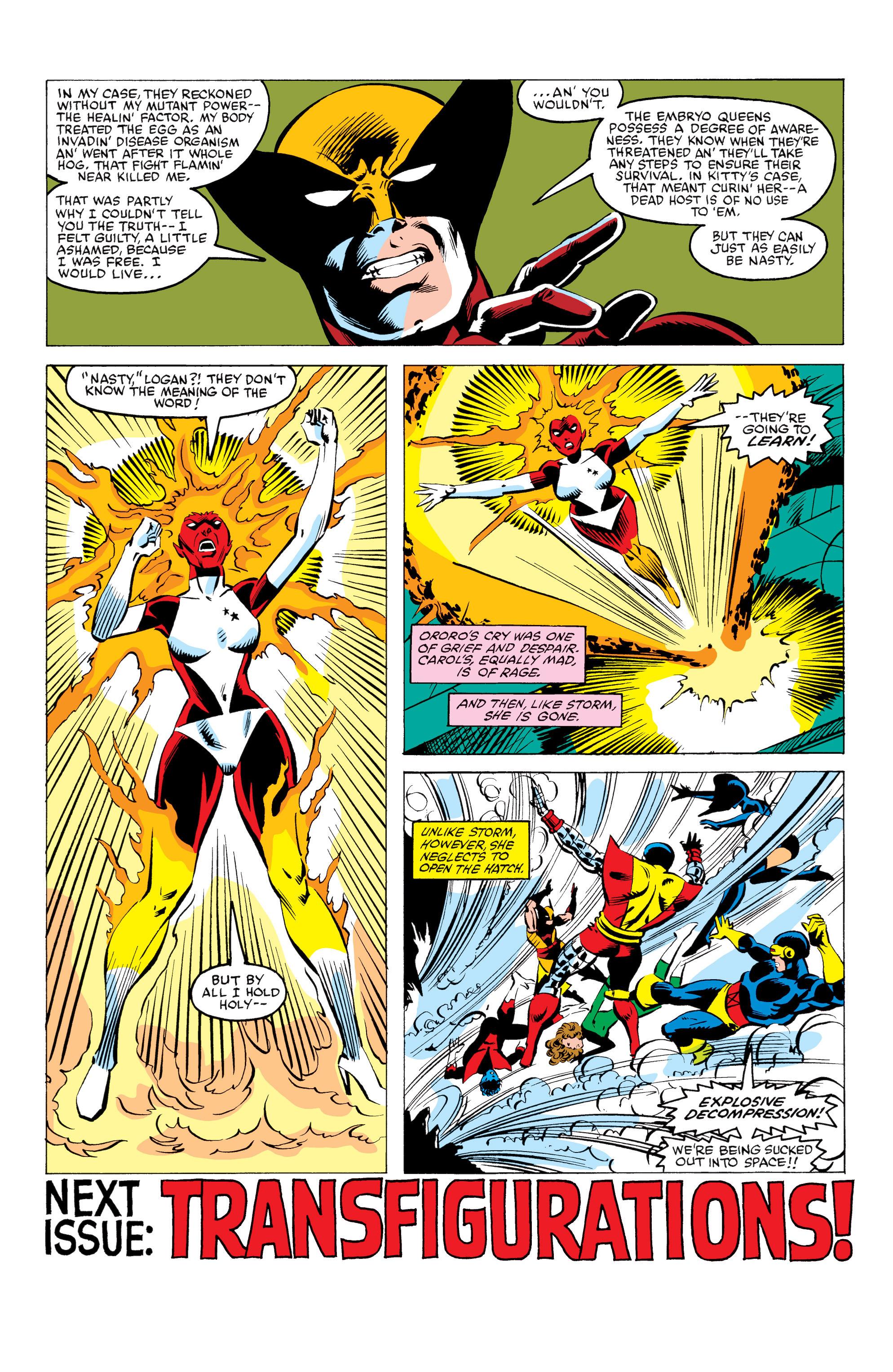 Read online Uncanny X-Men (1963) comic -  Issue #164 - 23