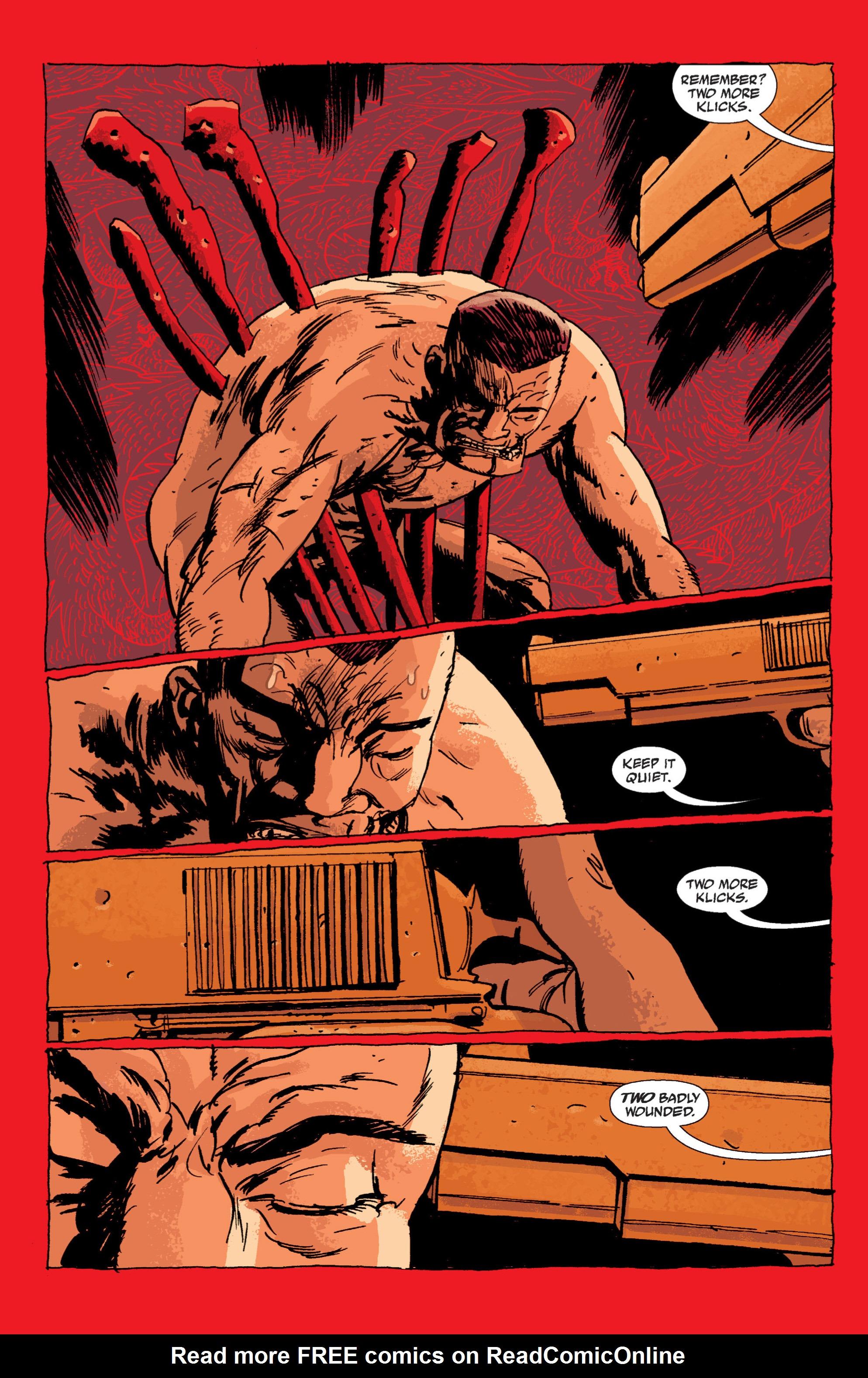 Read online B.P.R.D. (2003) comic -  Issue # TPB 7 - 23