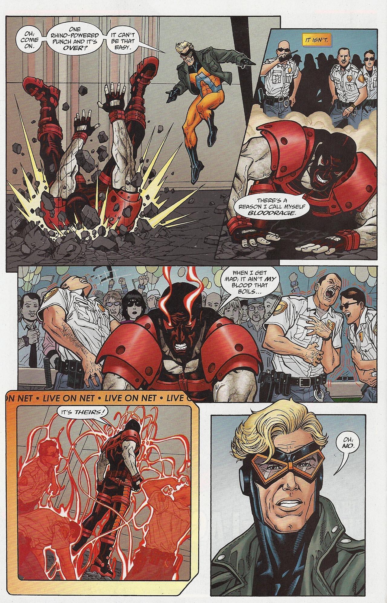 Read online Azrael: Death's Dark Knight comic -  Issue #2 - 28