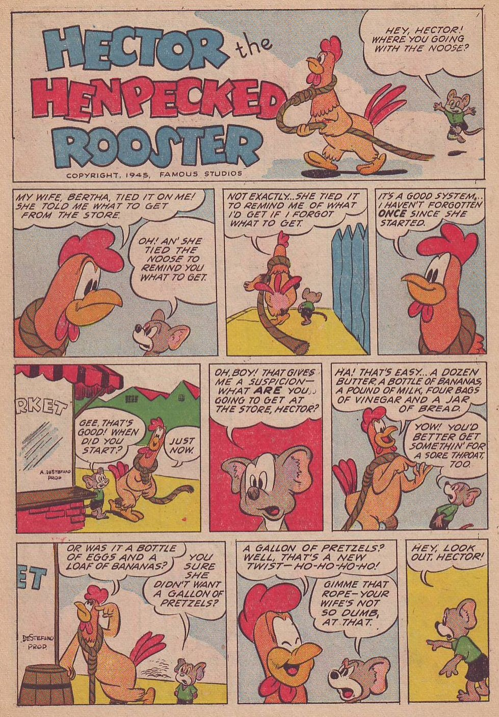 Read online Animal Comics comic -  Issue #17 - 30