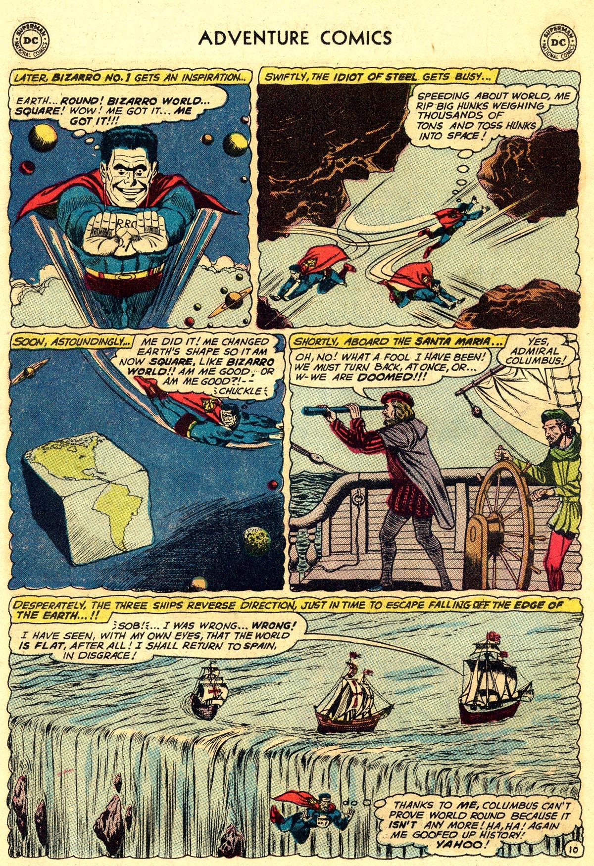 Read online Adventure Comics (1938) comic -  Issue #297 - 30
