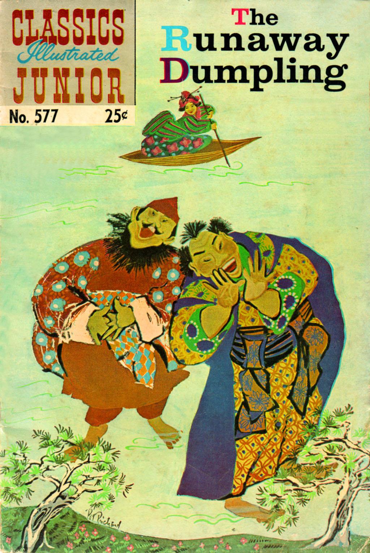 Classics Illustrated Junior 577 Page 1