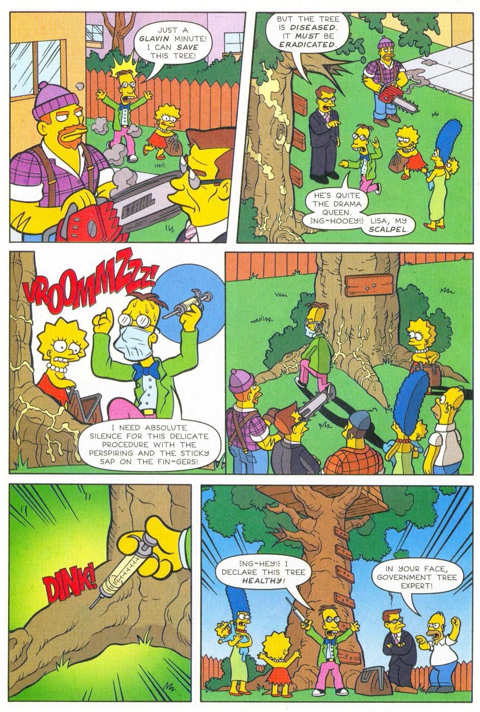Read online Simpsons Comics Presents Bart Simpson comic -  Issue #26 - 11