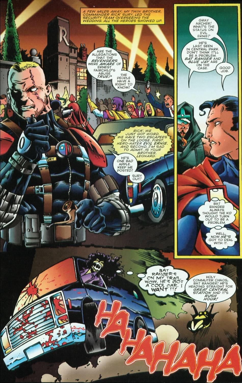 Read online Evil Ernie vs. the Superheroes comic -  Issue #1 - 15