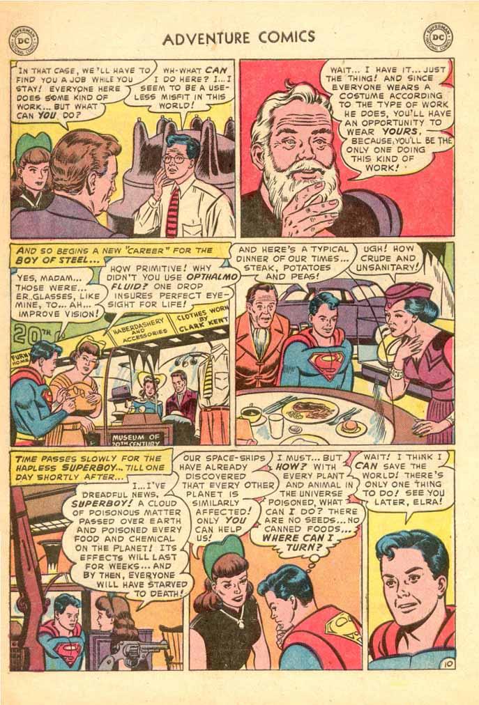 Read online Adventure Comics (1938) comic -  Issue #187 - 12