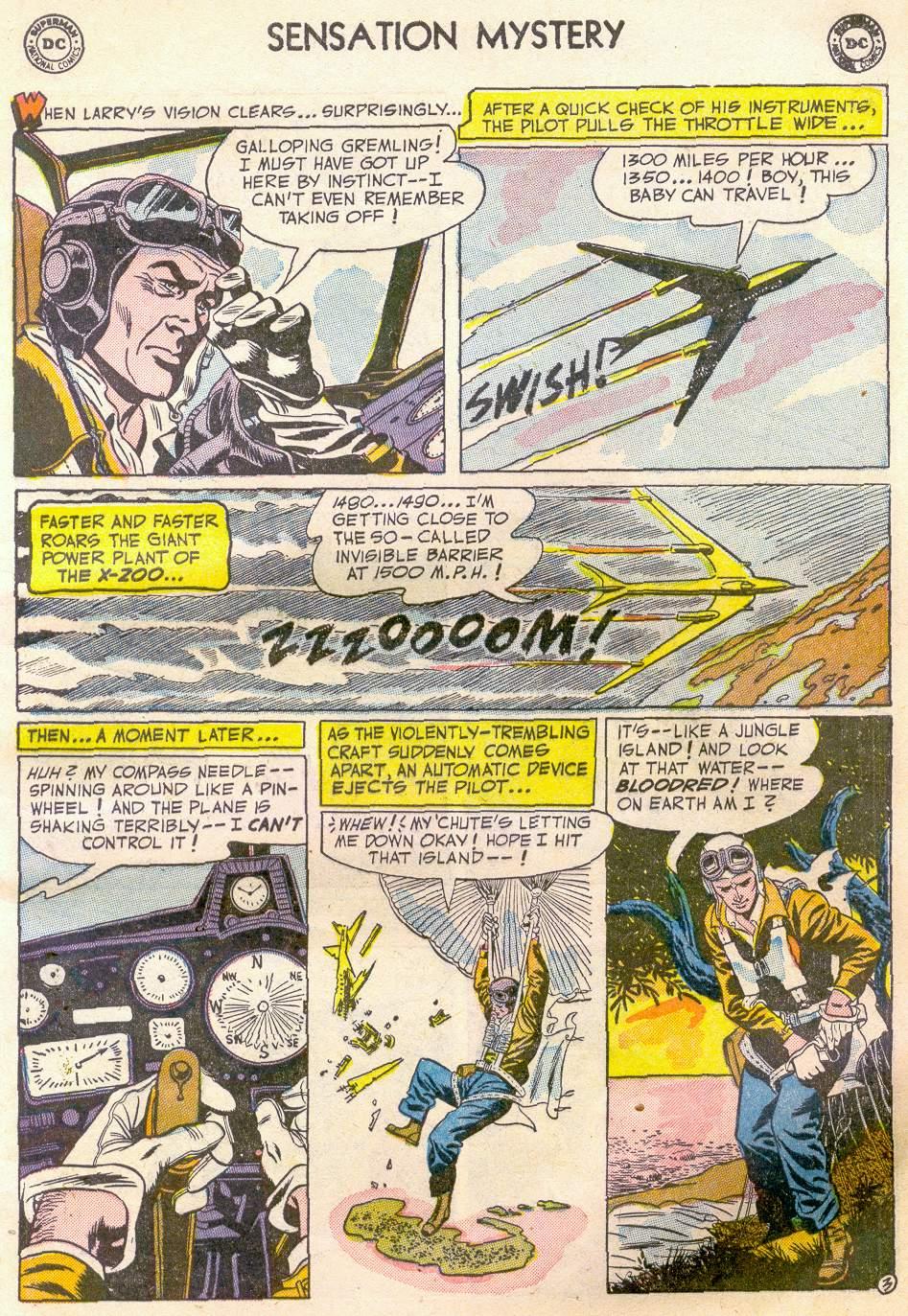 Read online Sensation (Mystery) Comics comic -  Issue #110 - 5