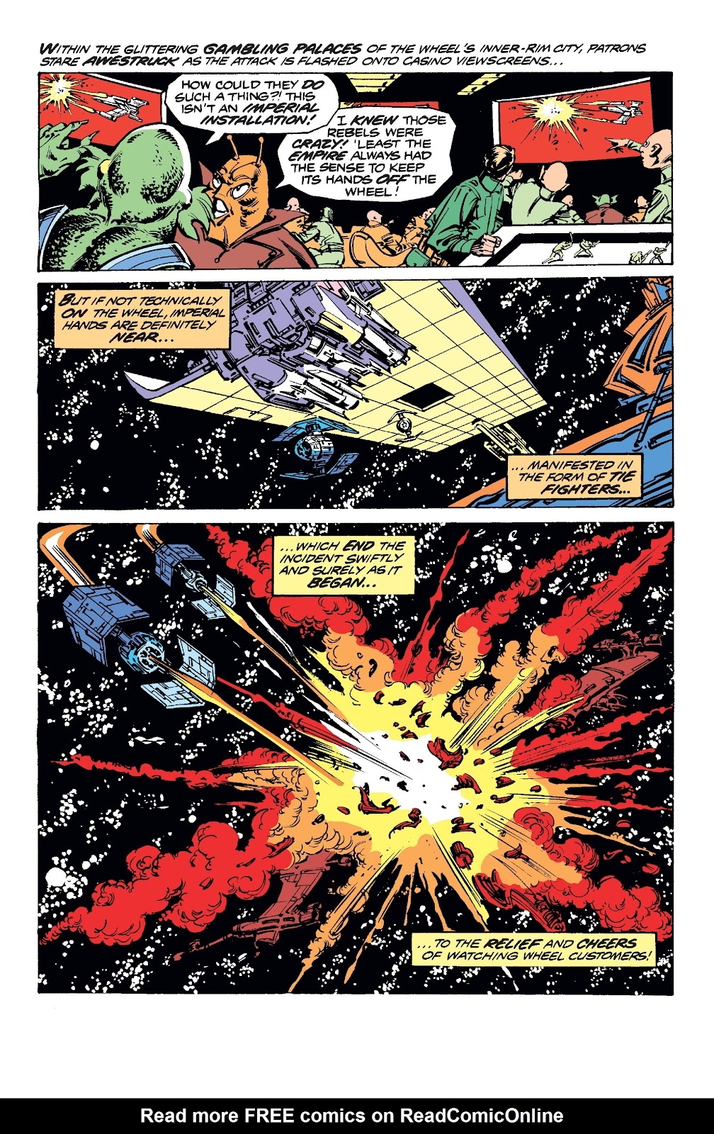 Read online Star Wars Legends: The Original Marvel Years - Epic Collection comic -  Issue # TPB 1 (Part 4) - 53