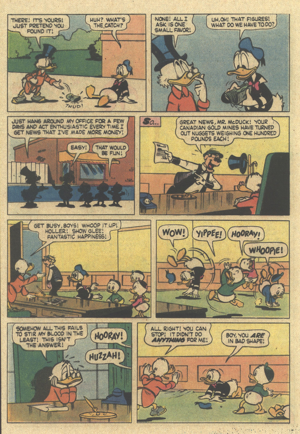 Read online Uncle Scrooge (1953) comic -  Issue #187 - 24