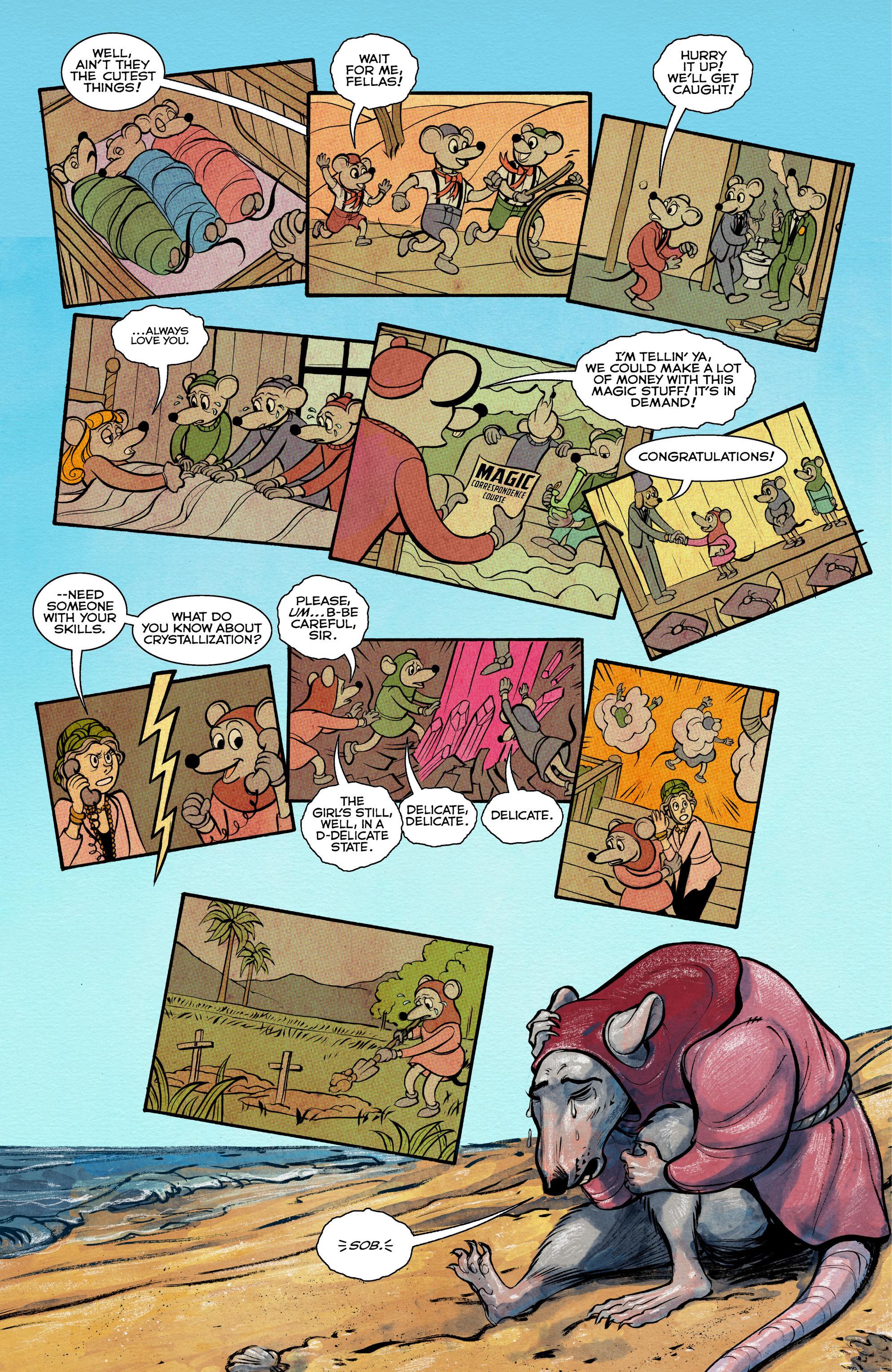 Read online Shutter comic -  Issue #21 - 4