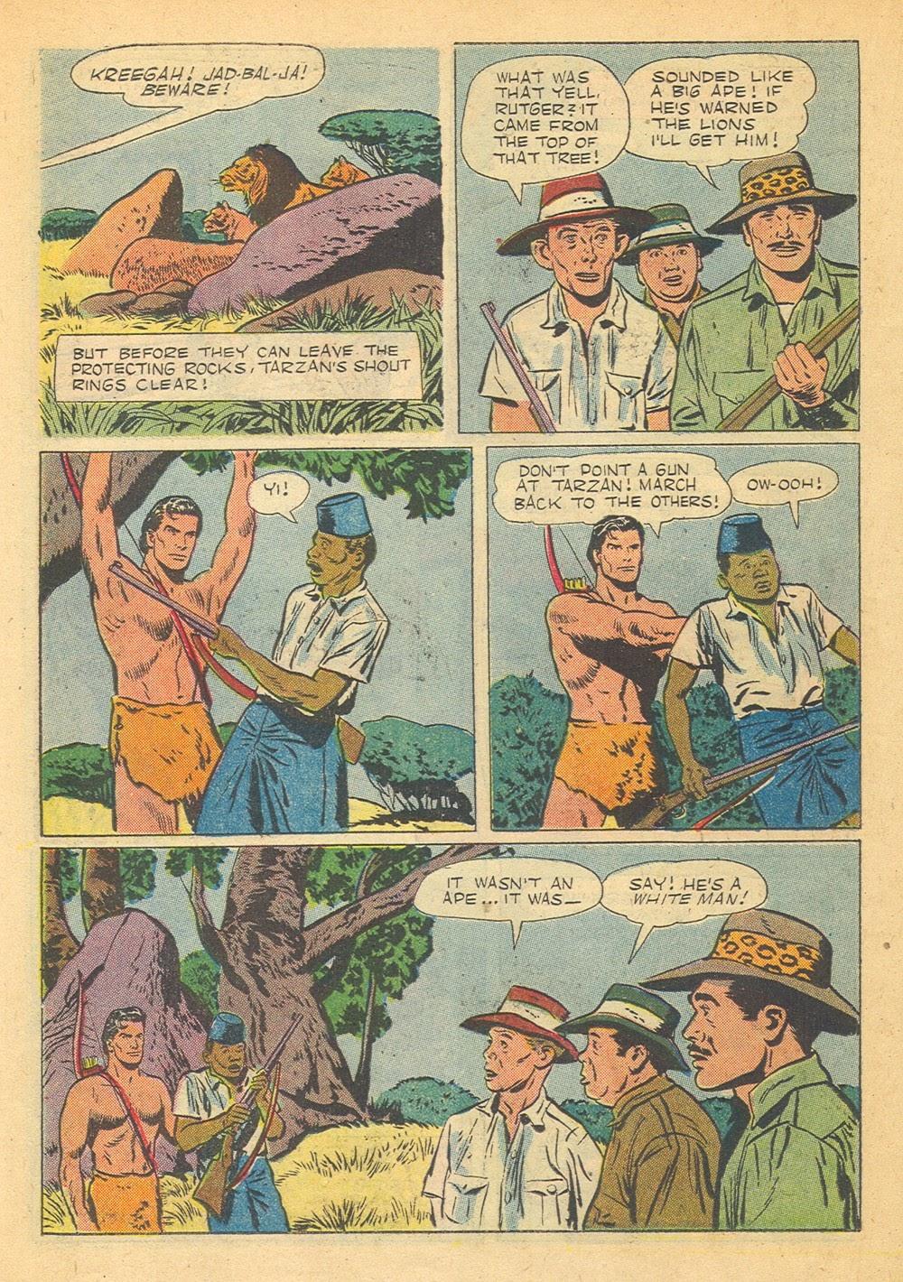 Tarzan (1948) issue 57 - Page 30